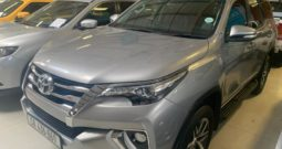 2017 Toyota Fortuner Sc 2.8 Gd-6 Raised Body At