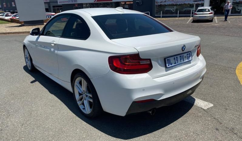 2015 BMW 2 Series Coupe 220d Modern Line Steptronic full