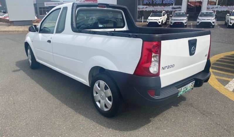 2019 Nissan NP200 1.5 DCi A/C + Safety Pack Promo full
